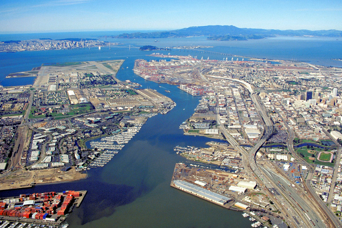 Oakland_California_aerial_view